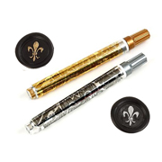 Gold or Silver Metallic Leafing Pen