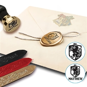 Harry Potter Griffin Wax Seal KIt