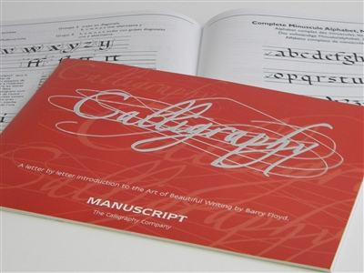 Masterclass Calligraphy Manual