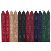 12PK-Sealing Wax- Royal Variety Saver Pack-Flexible & Mailable