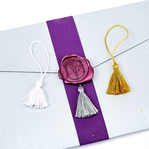 Tassel Embellishments for Wax Seals