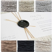 Twine Embellishments for Wax Seals- 6 Yard