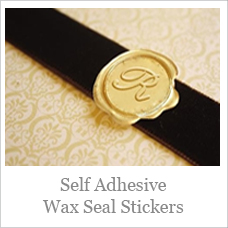 Self Adhesive Wax Seal Stickers For All Occasions