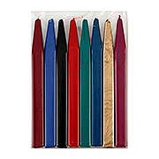 Waterston's Kings Jumbo Sealing Wax-Variety Saver Pack of 8-Royal