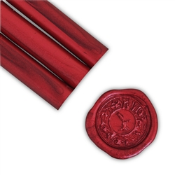 Crimson Red Glue Gun Sealing Wax