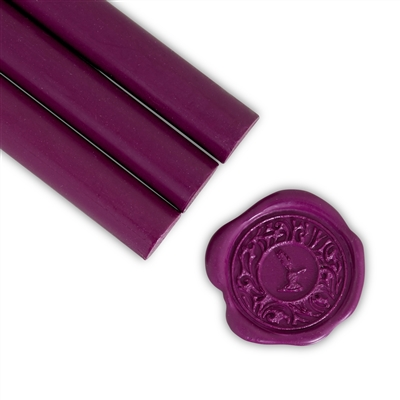 Berry Pearl Blue Glue Gun Sealing Wax
