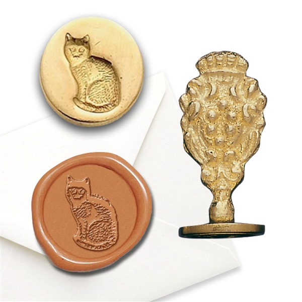 Cat Wax Seal