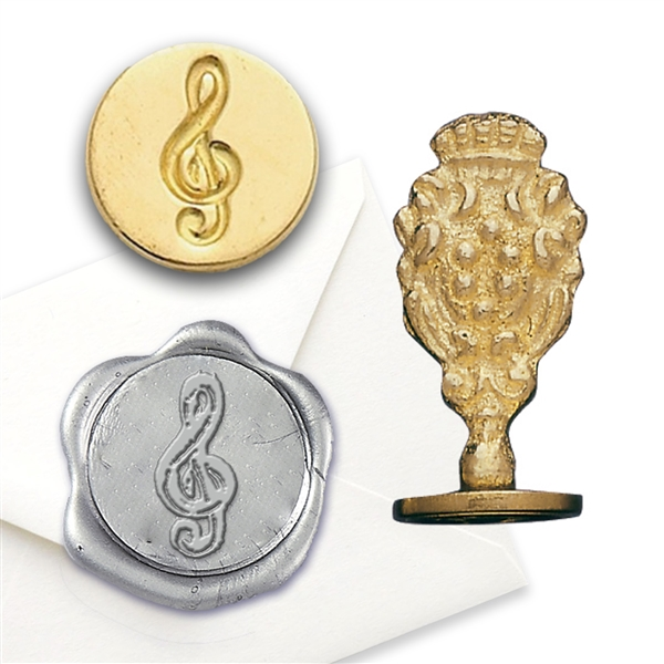 Music Note Wax Seal