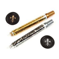 Metallic Leafing Pens - Choice of 3 Colors