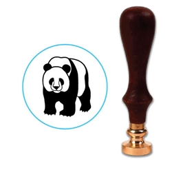Panda Wax Seal Stamp # 3408