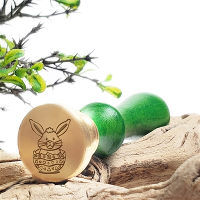 Easter Bunny Wax Seal Stamp # 4700