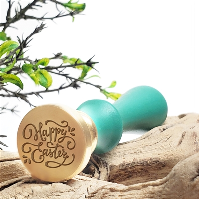 Happy Easter Wax Seal Stamp # 4705