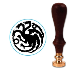Games Of Thrones Targaryen Wax Seal Stamp # 4912