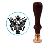 Seal Of The US Wax Seal Stamp # 6021