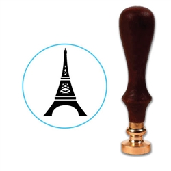 Eiffel Tower 2 Wax Seal Stamp # R873