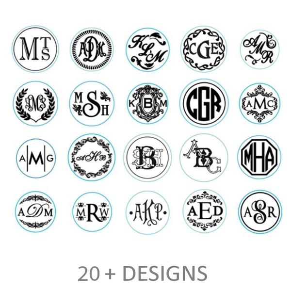 Leave a lasting impression with this Custom Wax Seal Stamp on all