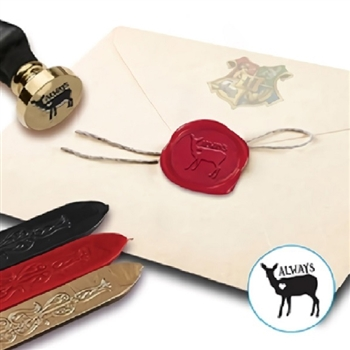 Harry Potter Wax Seal Kit-Doe