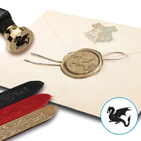 Harry Potter Dragon Wax Seal Kit