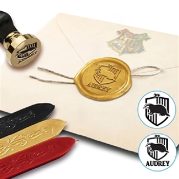 Harry Potter Badger Wax Seal Kit