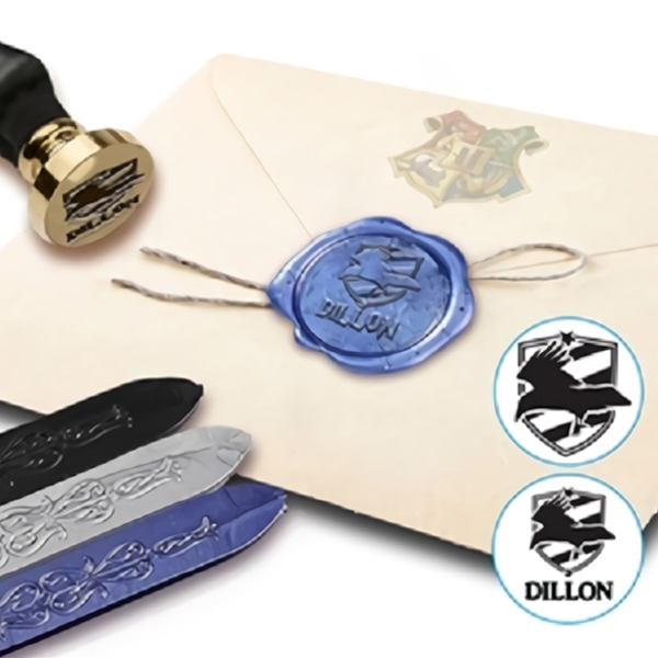 Harry Potter Raven Wax Seal KIt