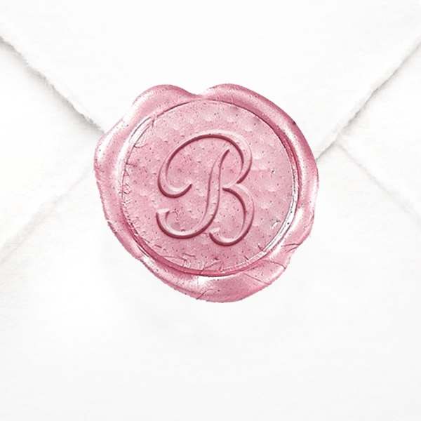 initial wax seal stickers  u2013 expertly hand crafted for you from genuine sealing wax  mailable and