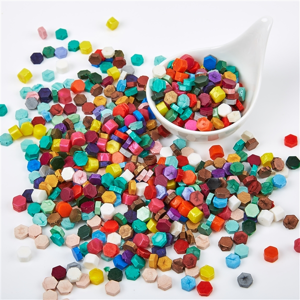 Sealing Wax Beads by the Pound - your choice of color