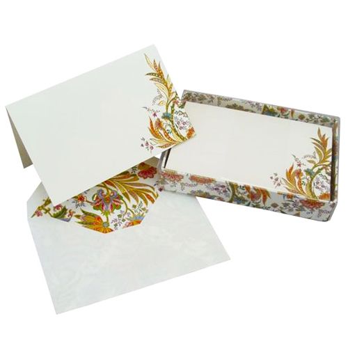 Italian Fold-over Boxed Card Set 10/10 - Cyprus