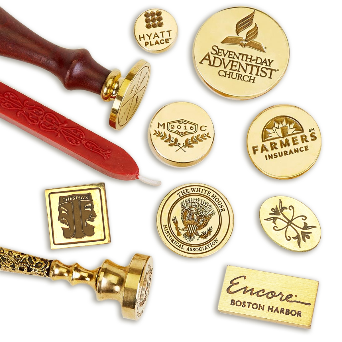 Create Your Own Custom Wax Seal Stamp